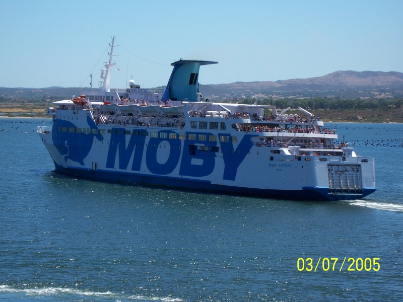 MOBY FANTASY