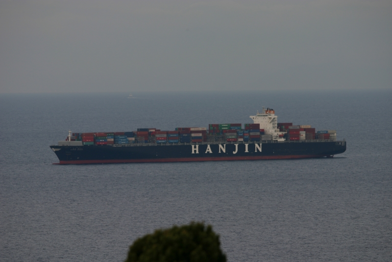 HANJIN GREECE