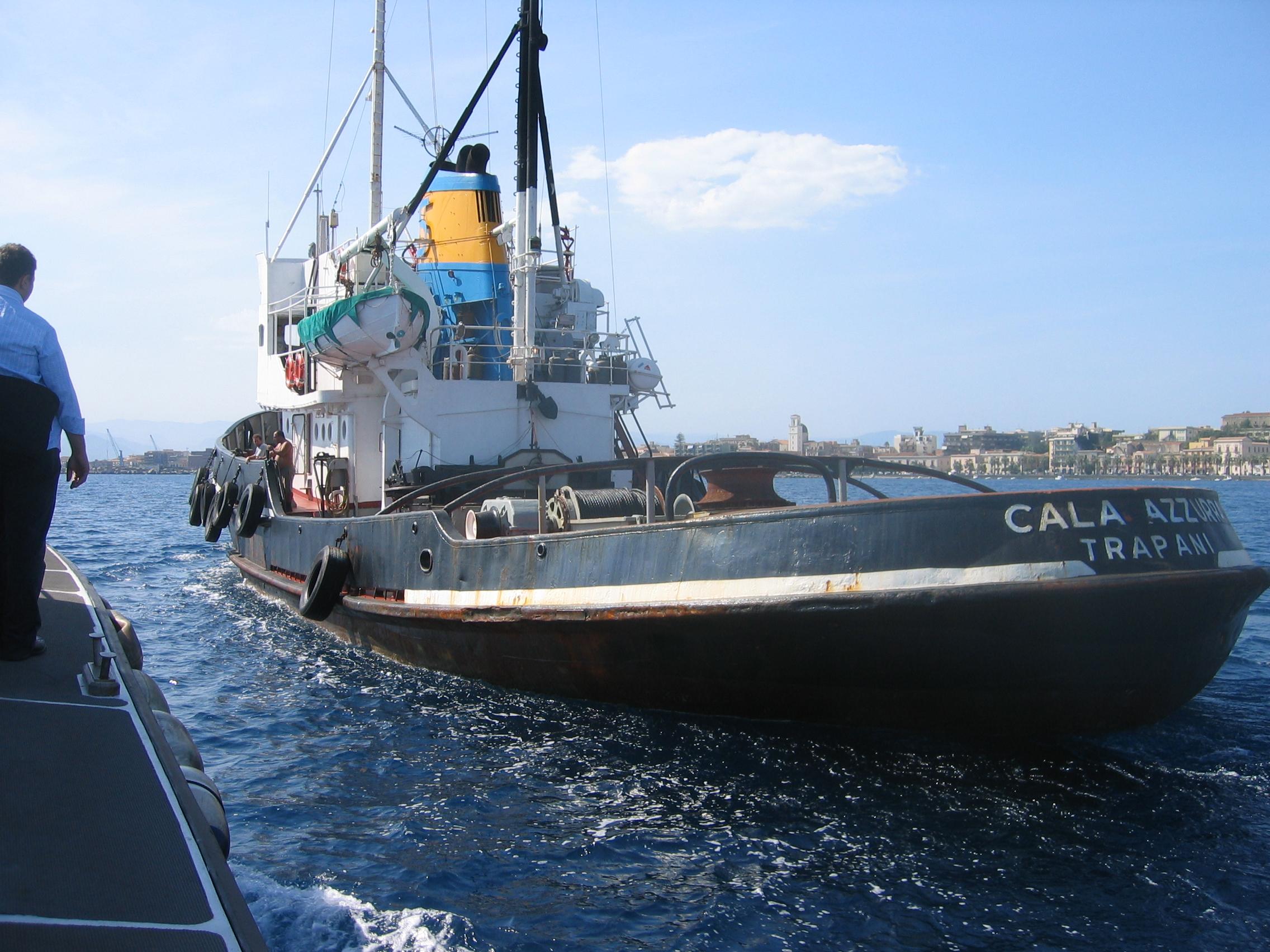 Navi e armatori approdi di passione for Culla azzurra