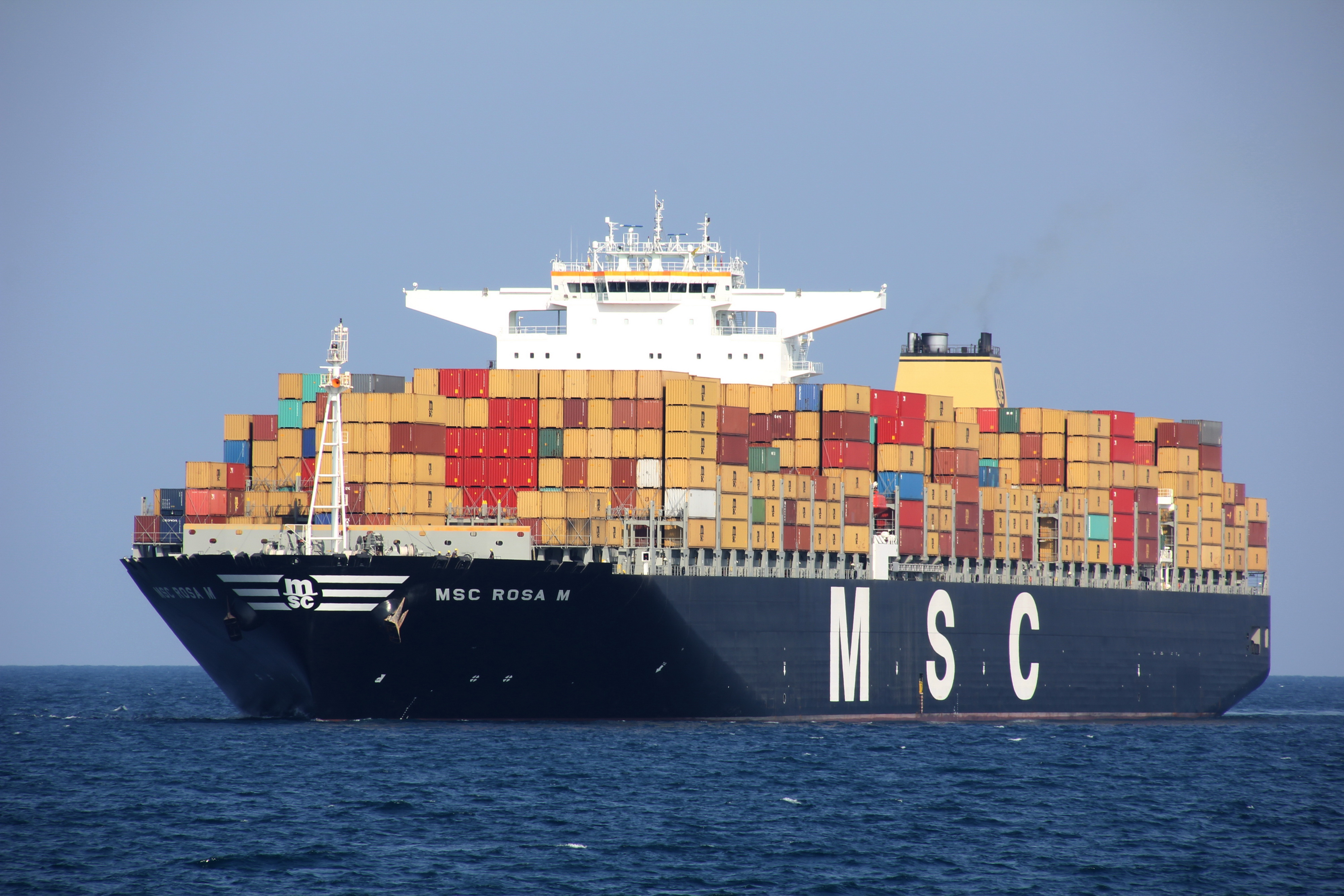 1000+ ideas about Mediterranean Shipping Company on Pinterest | Maersk line, Port klang and ...