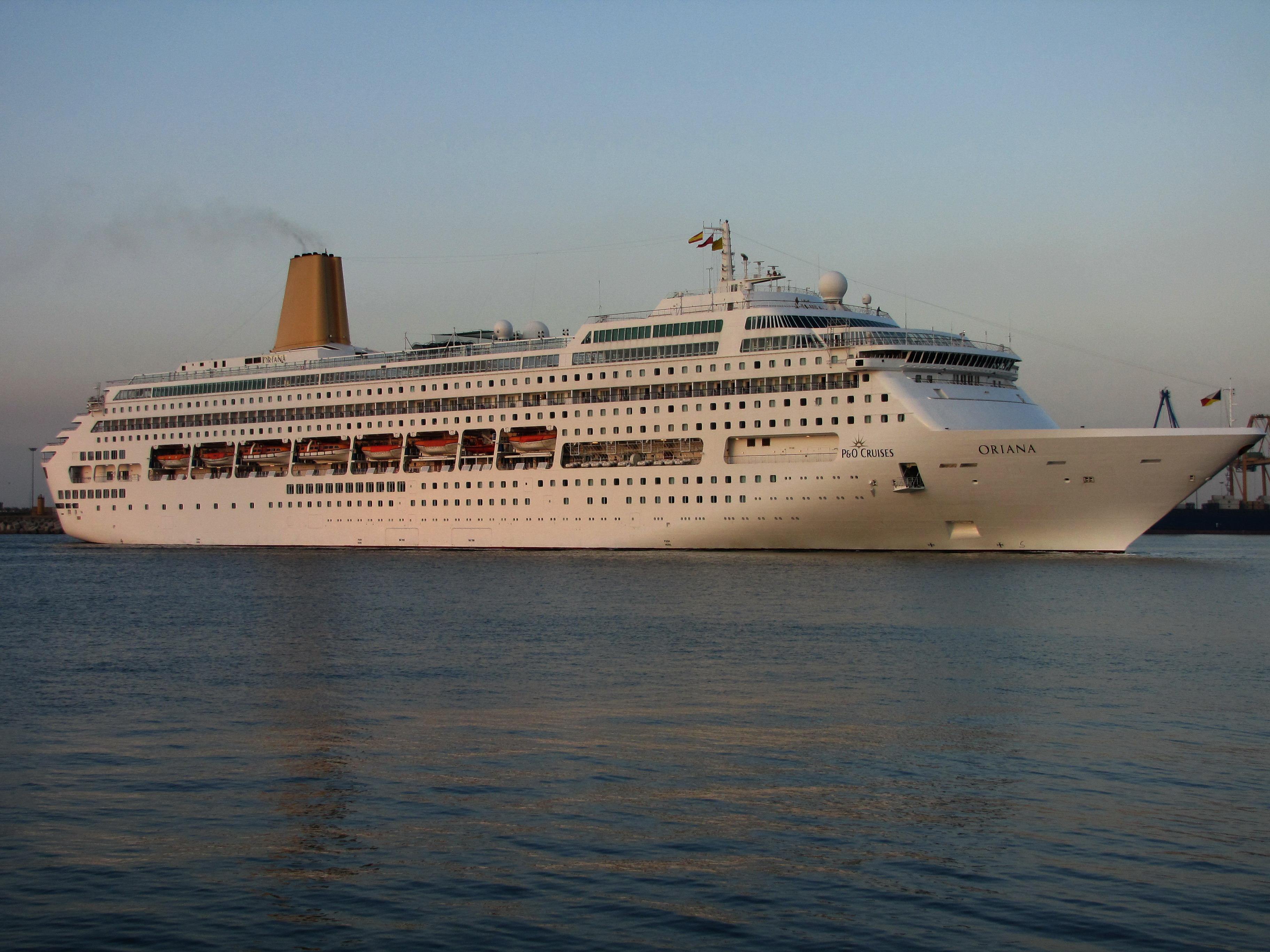 Oriana Cruise Ship Webcam   Fitbudha.com