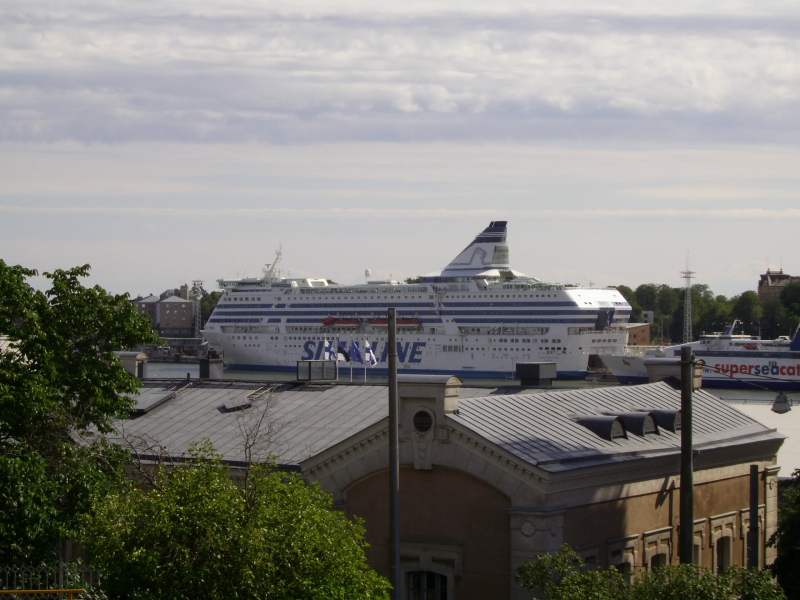 Silja Serenade & Super Sea Cat Four