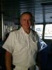 Seabourn Legend's Captain