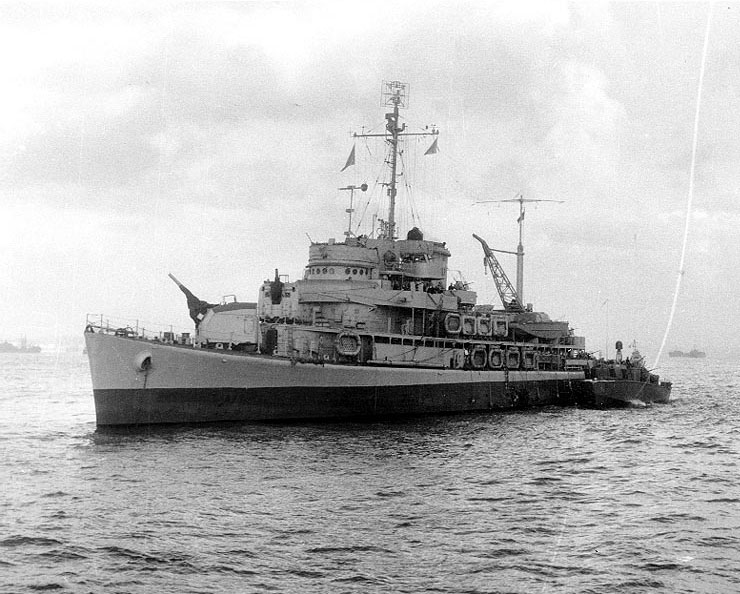 USS BISCAYNE