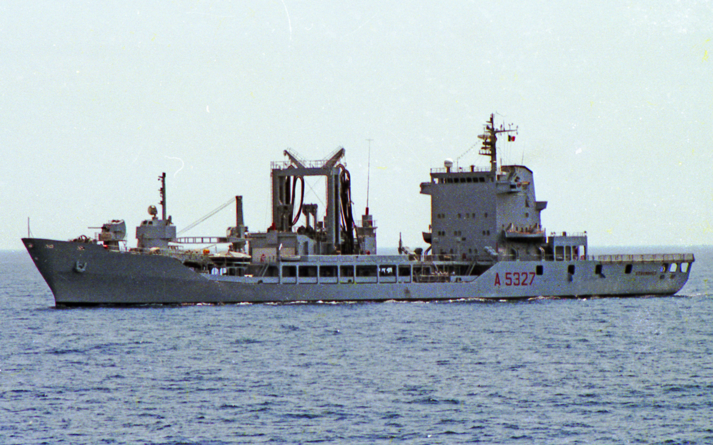MILITARY VESSELS - Italian Navy - Auxiliary vessels