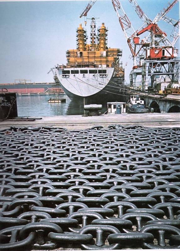 Navi e armatori approdi di passione for Cantiere di costruzione