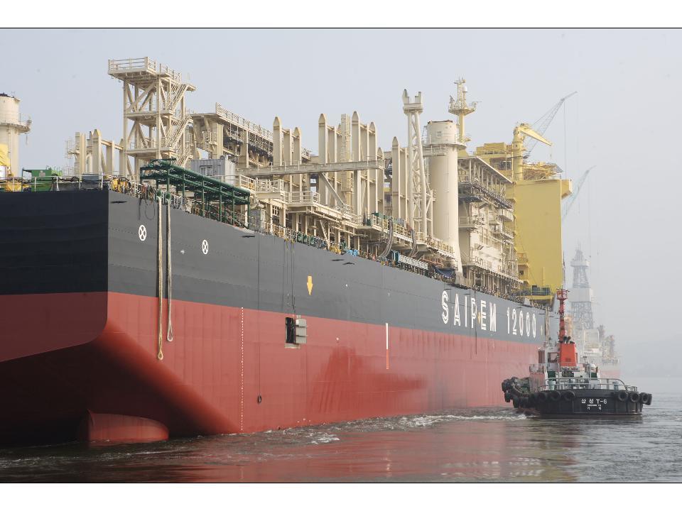 Eni charters Saipem 12000 for Pakistan drilling: Offshore Drilling