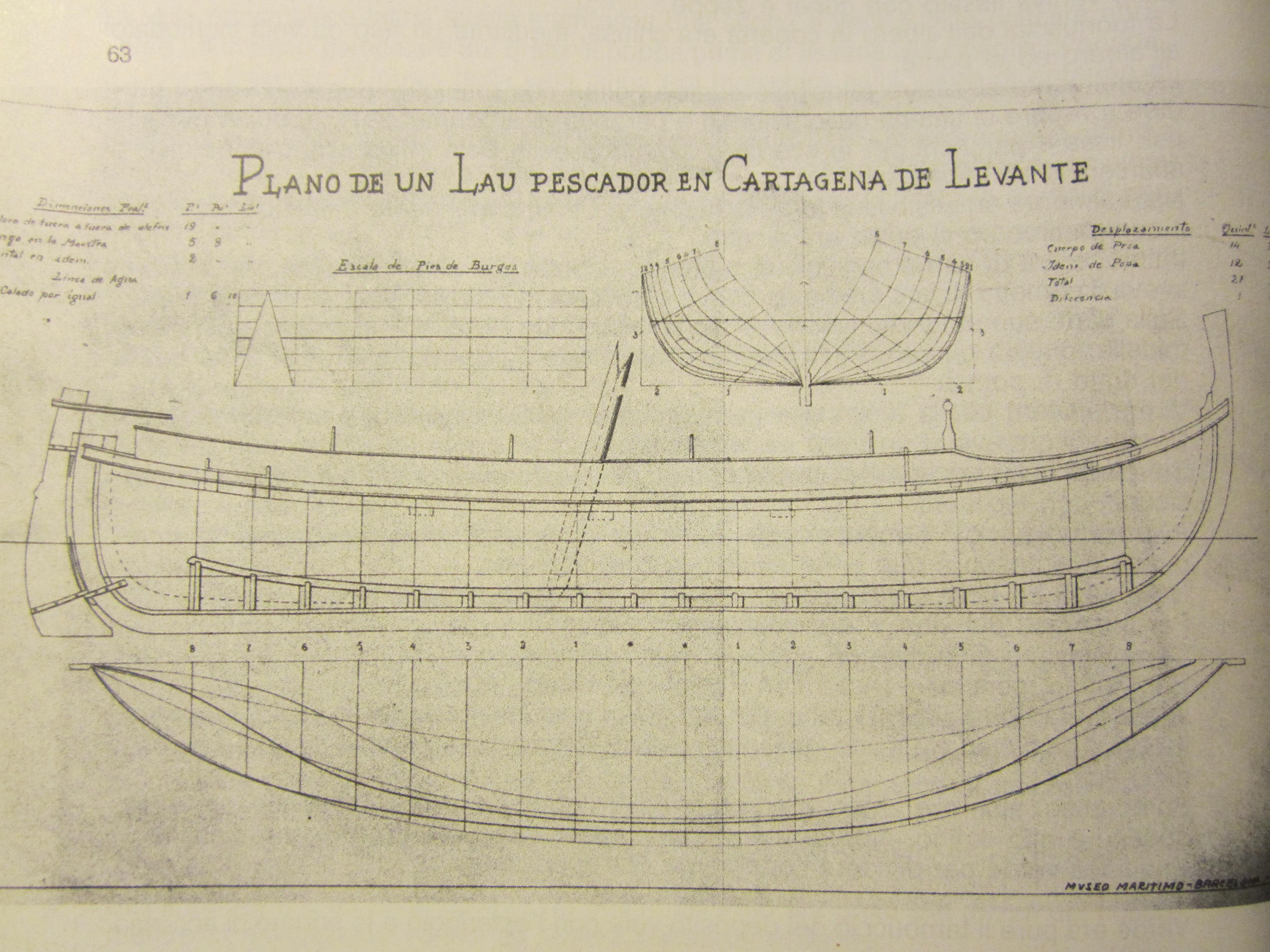 Navi e armatori approdi di passione for Disegno del piano di costruzione