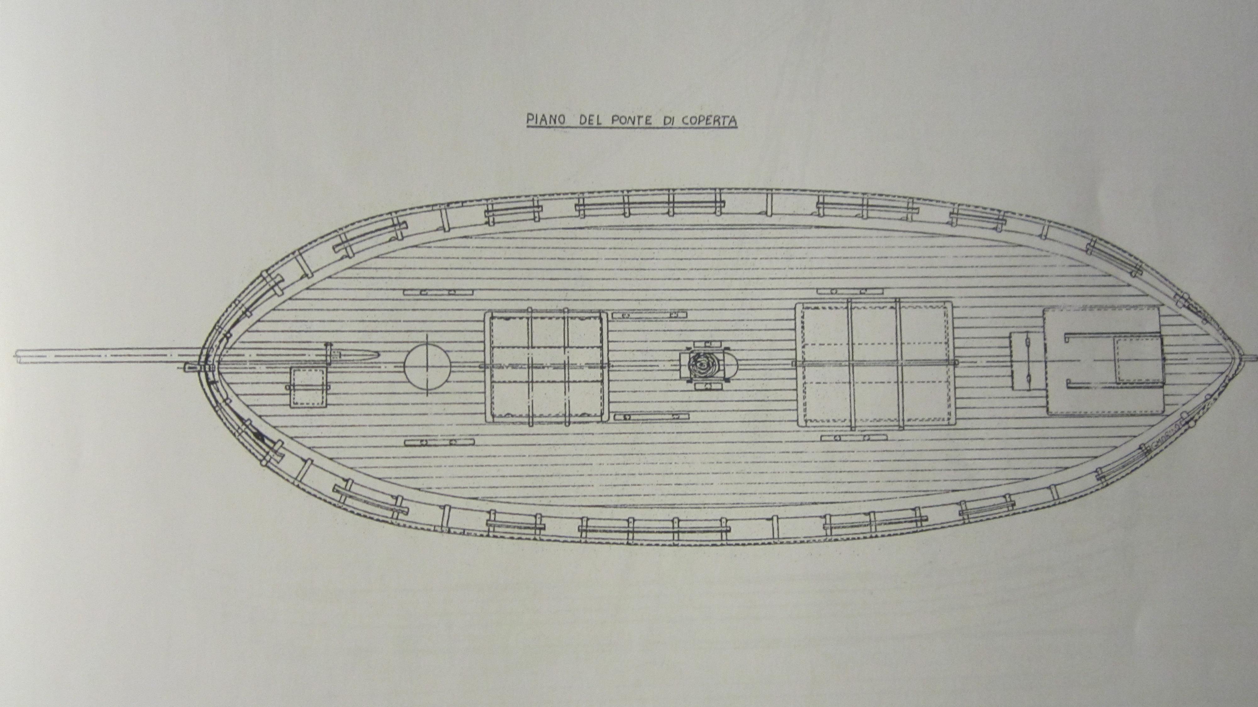 Navi e armatori approdi di passione for 12x12 piani di coperta autoportanti