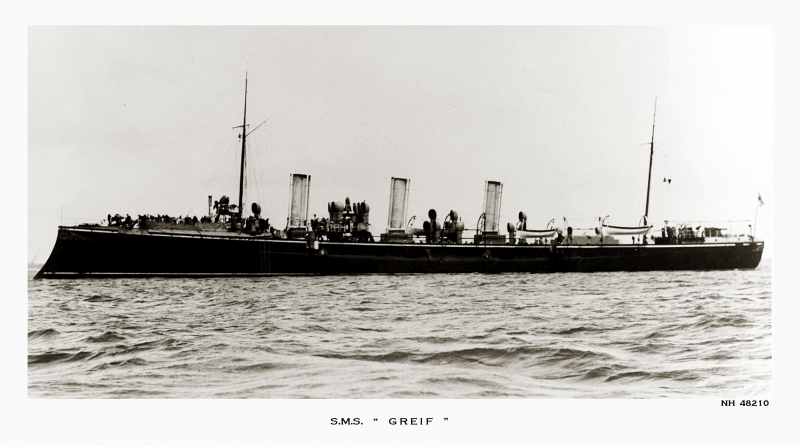 S.M.S. GREIF
