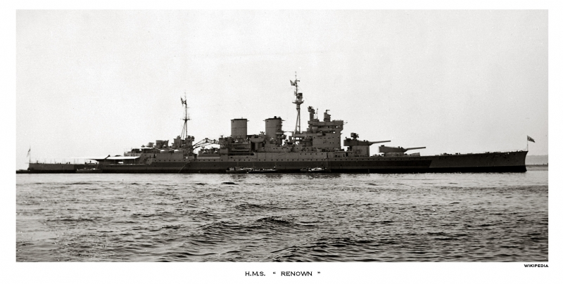 H.M.S. RENOWN