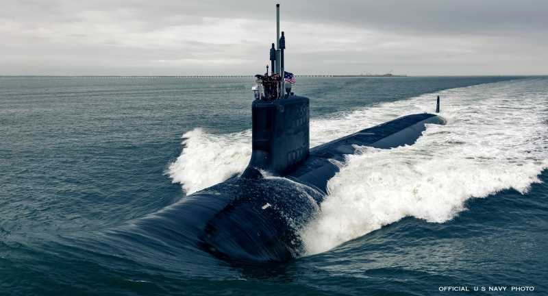 USS  INDIANA  ( SSN -789 )