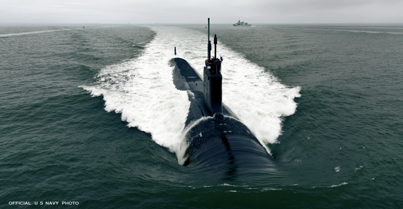 USS  INDIANA  ( SSN-789 )