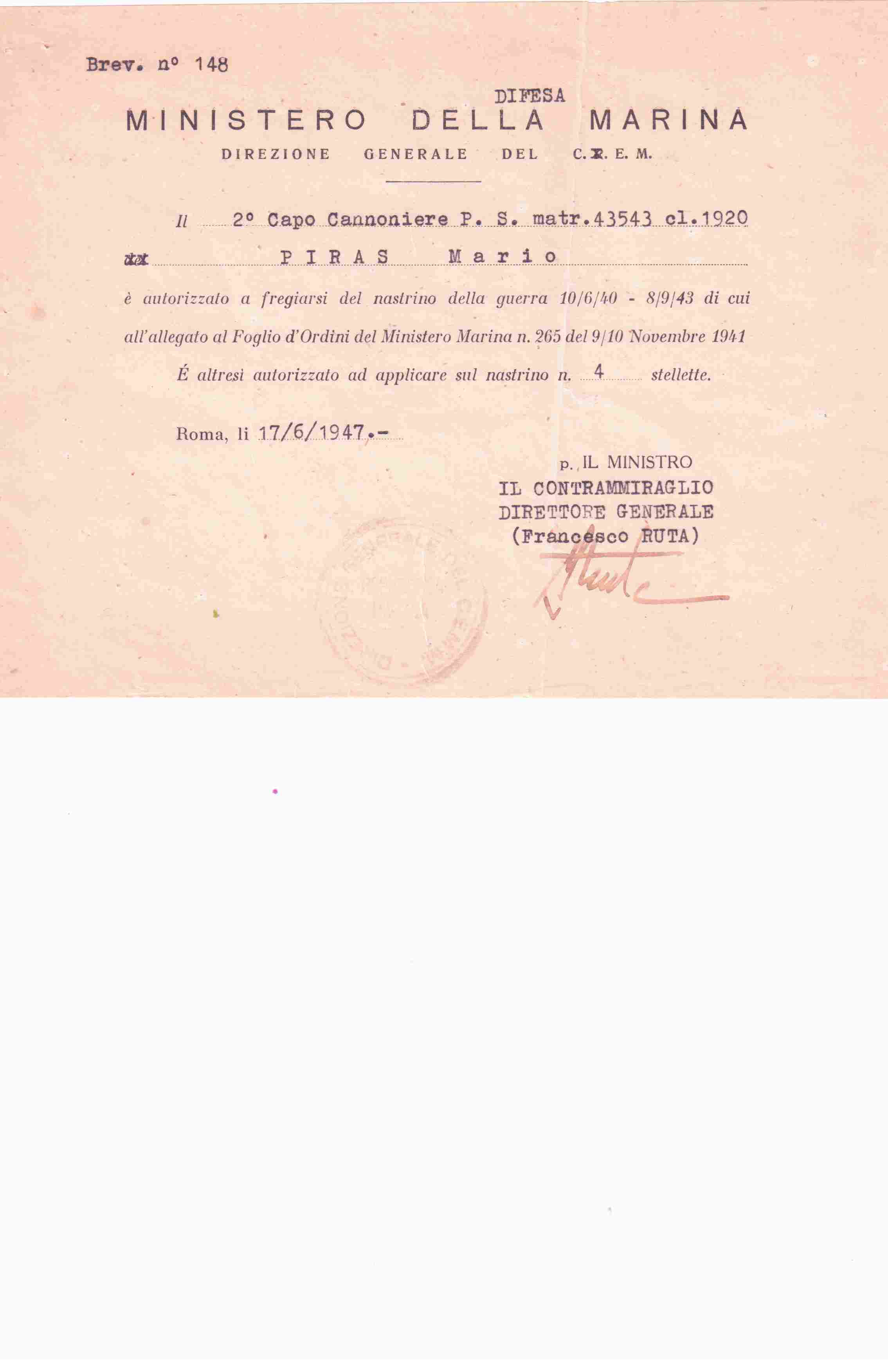 Precedente Successiva · Mario Piras documenti 5 2ae7015c5d3